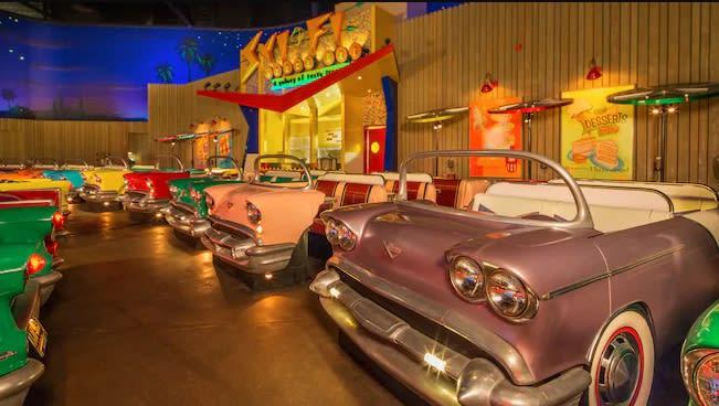 圖片取自華特迪士尼世界官網。