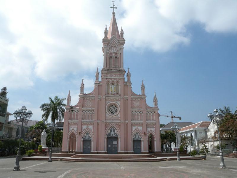峴港自由行-峴港大教堂