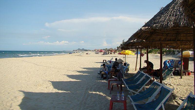 峴港自由行-美西沙灘