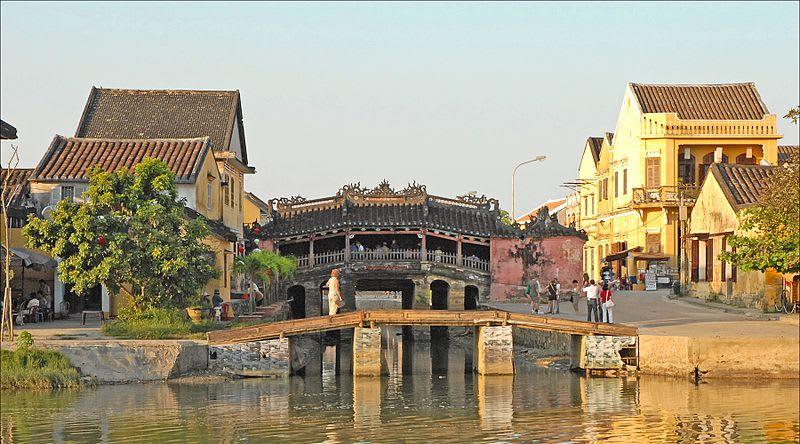 峴港自由行-來遠橋