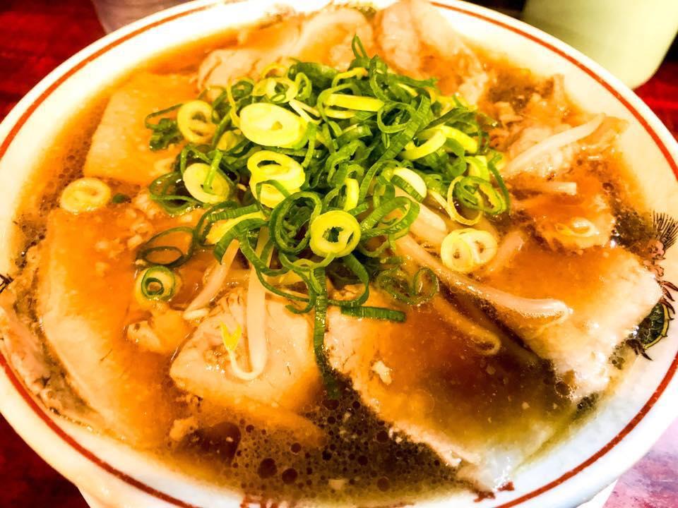 京都美食 本家 第一旭 たかばし