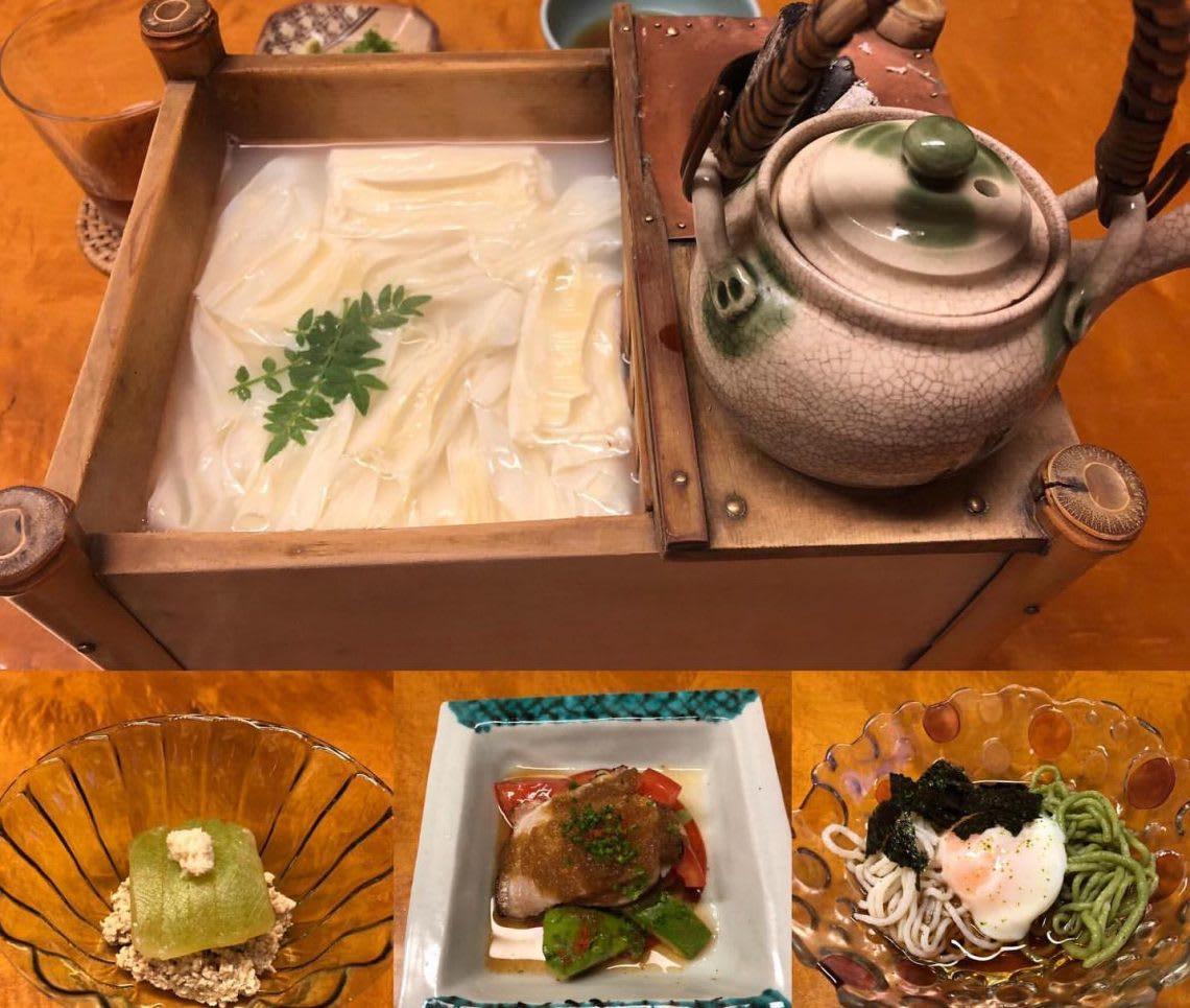 京都美食 割烹 さか本