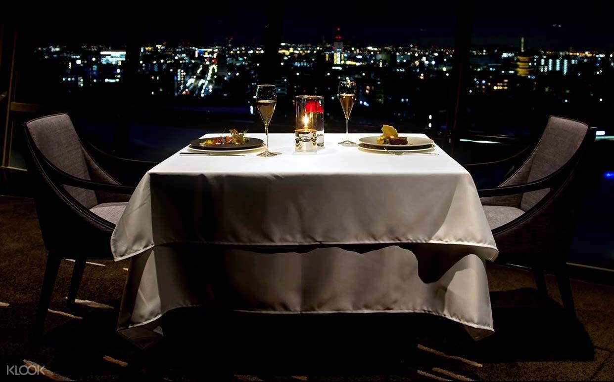 京都美食 Top of Kyoto (トップ オブ キョウト)