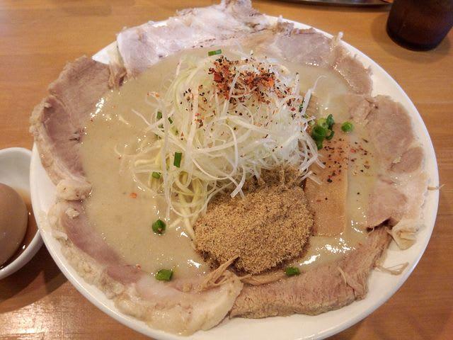 京都美食 Menya Gokkei 麺屋