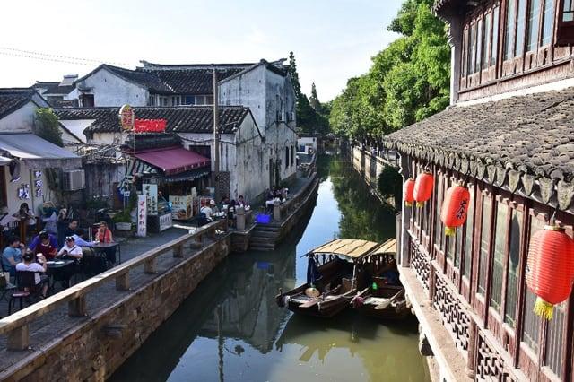 【上海旅游攻略】东方水城苏州三日旅行提案,景点交通懒人包|枫桥、寒山寺、历史古镇|适用出差偷闲、上班族周末冲动飞行计划