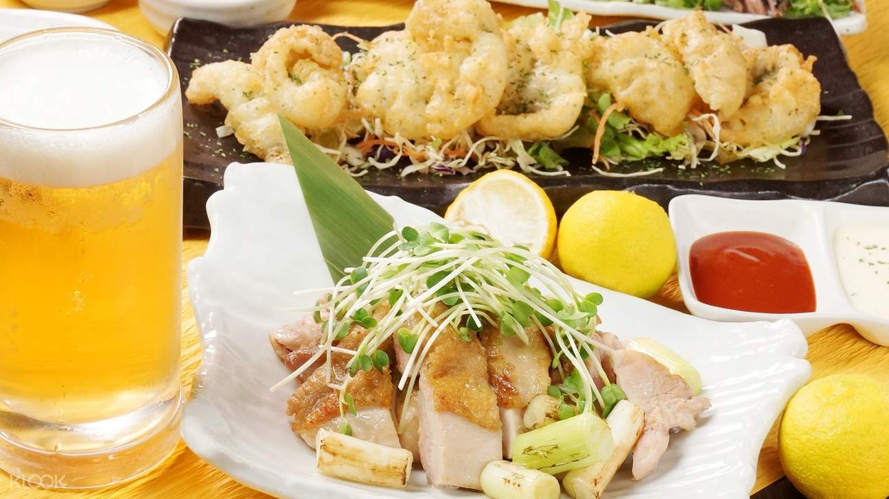 柚子小町(ゆずの小町)日式柚子創意料理居酒屋 京都西院