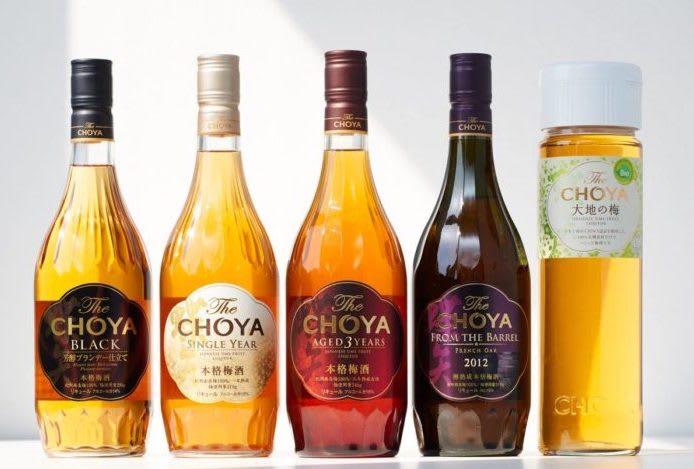 日本必買 限定瓶裝梅酒