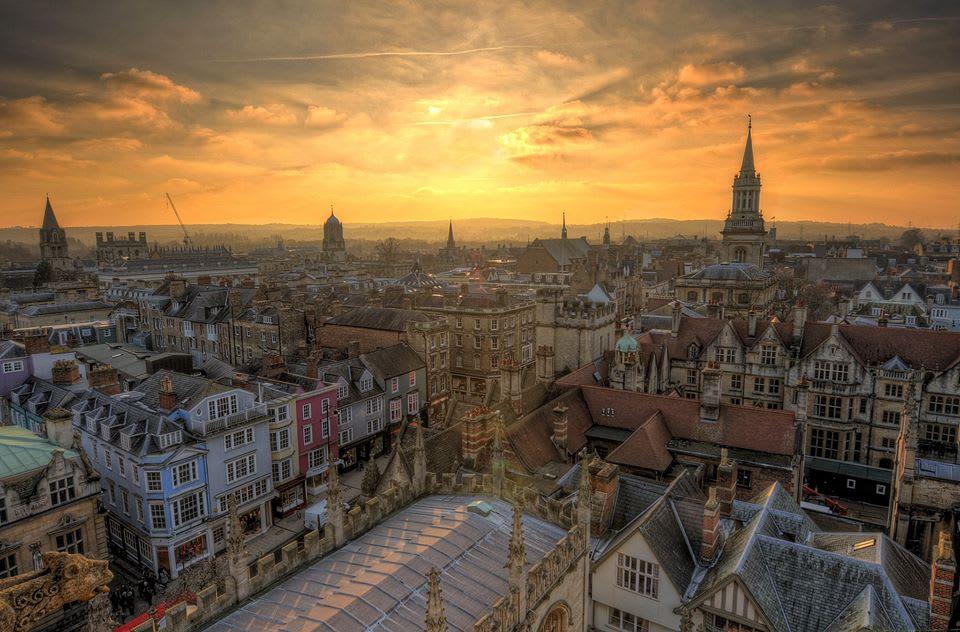 英國-牛津大學