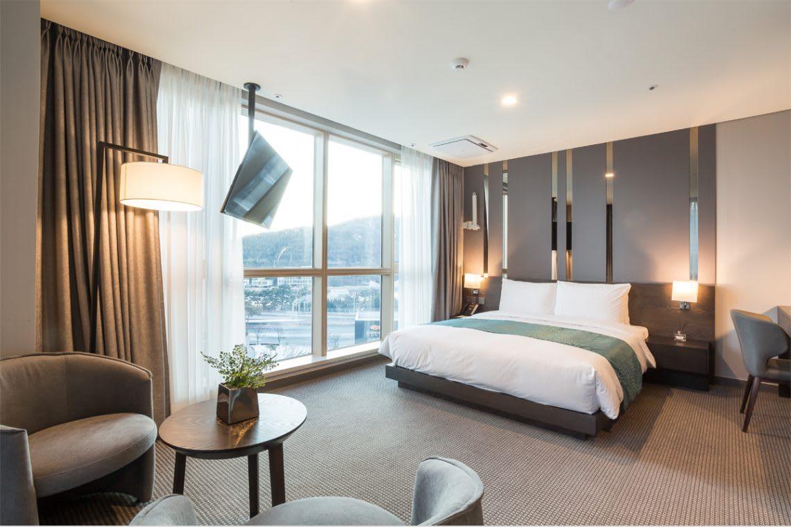 圖片取自Centum Premier Hotel森特頂級酒店官網