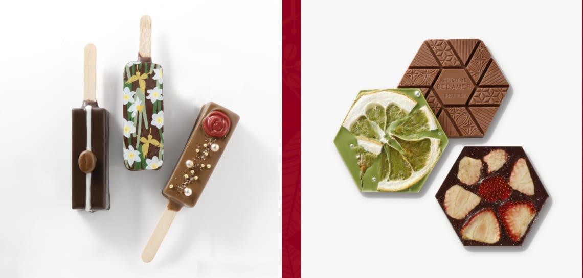 圖片取自Chocolat BEL AMER 京都別邸官網