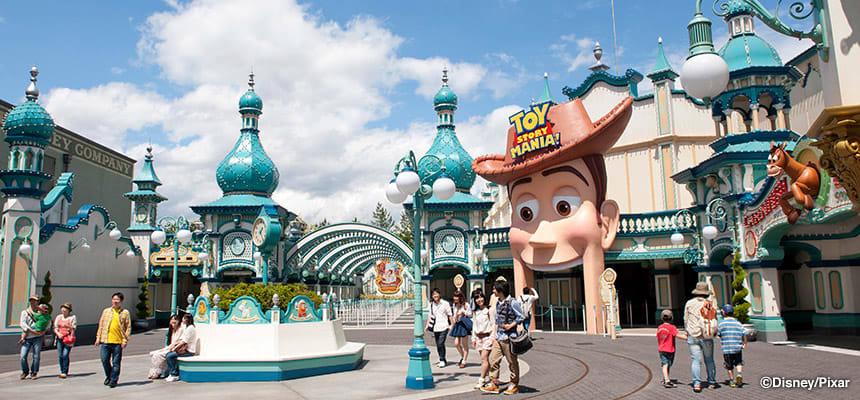 圖片來源:東京迪士尼官網