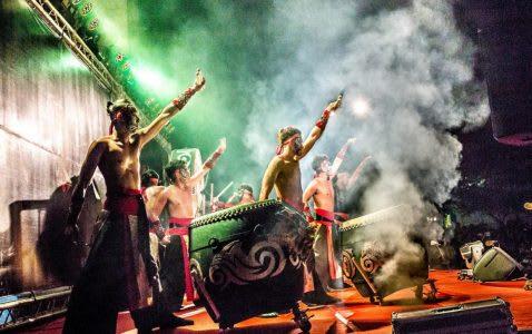 台中燈會 結合 台灣燈會 ,並邀請台中在地表演團體