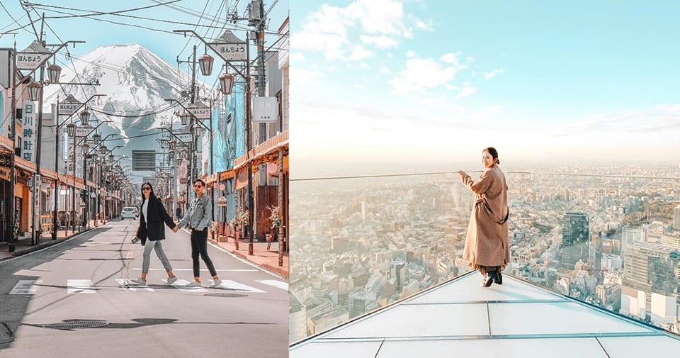 2020東京必拍打卡景點 2