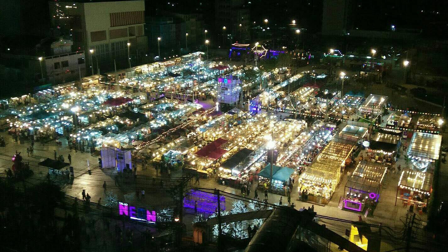 霓虹夜市|圖片來源:官方FB|http://bit.ly/2Eg9zEE