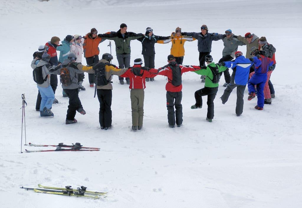 滑雪注意事項