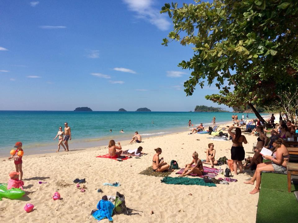 孤獨沙灘|圖片來源:飯店臉書粉絲團|https://goo.gl/c2TAvV