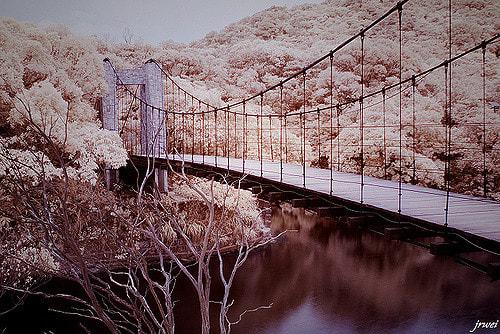 基 隆 情 人 湖 圖 片 來 源 :https://goo.gl/L16Dx1 情 人 橋