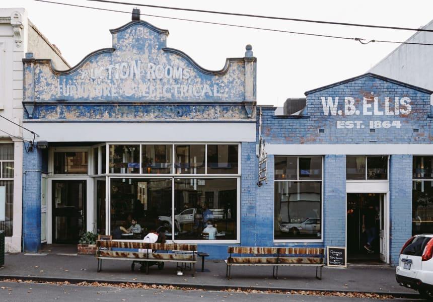 墨爾本咖啡店精選 : Auction Rooms