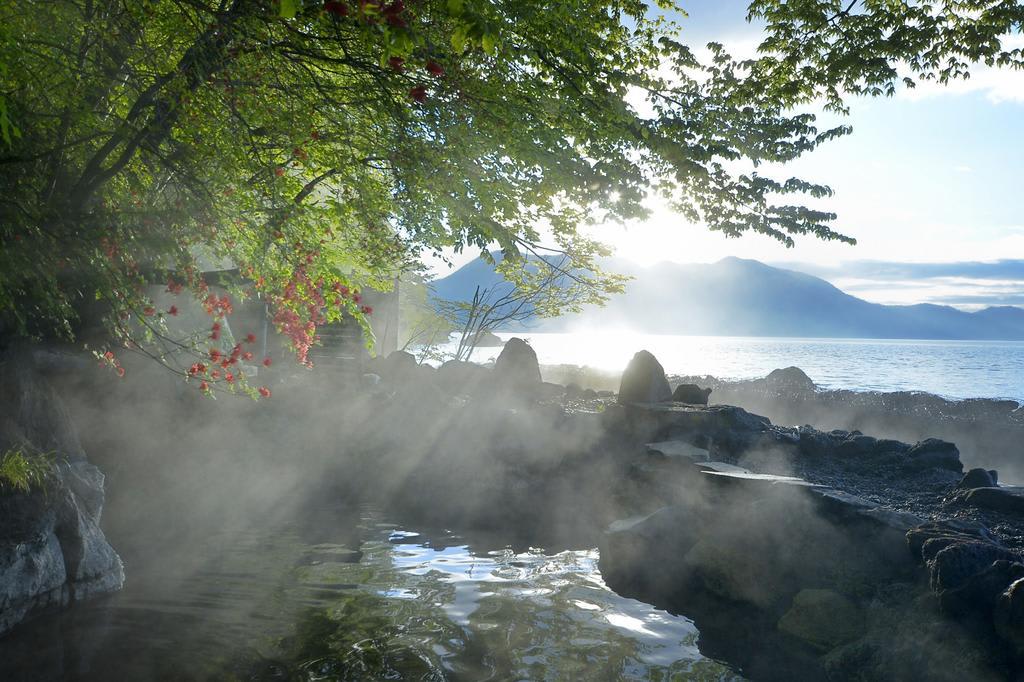 露天風呂還是維持著昭和47年時的樣貌 (圖片來源: www.japanican.com)