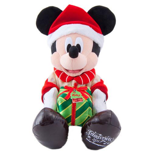 超可愛的聖誕節米奇 4500日圓。