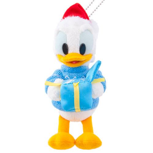 戴聖誕帽的唐老鴨吊飾 1700日圓。