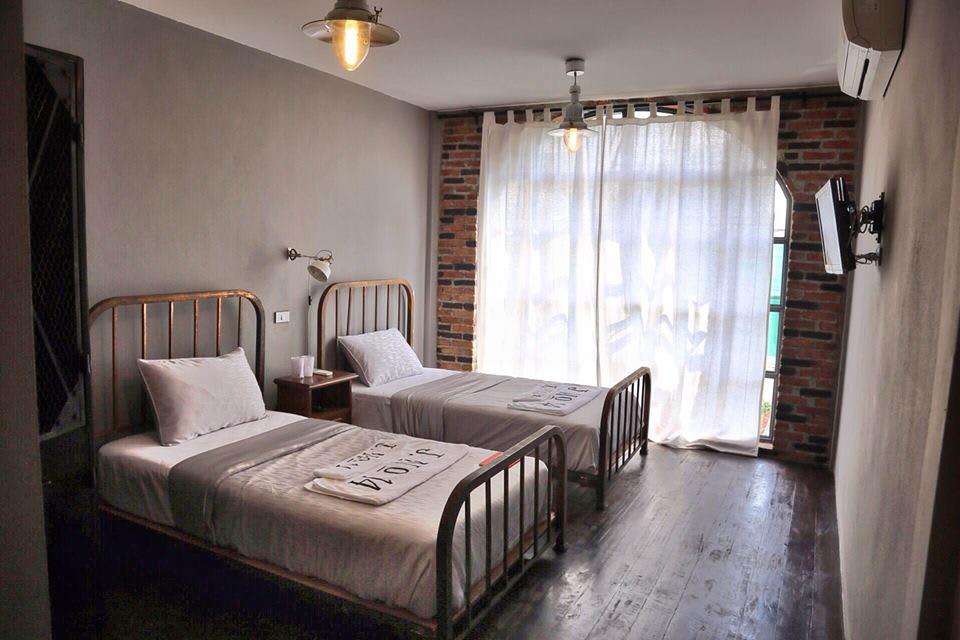 優 雅 的 房 間 ( 圖 片 來 源 : 粉 絲 頁 )