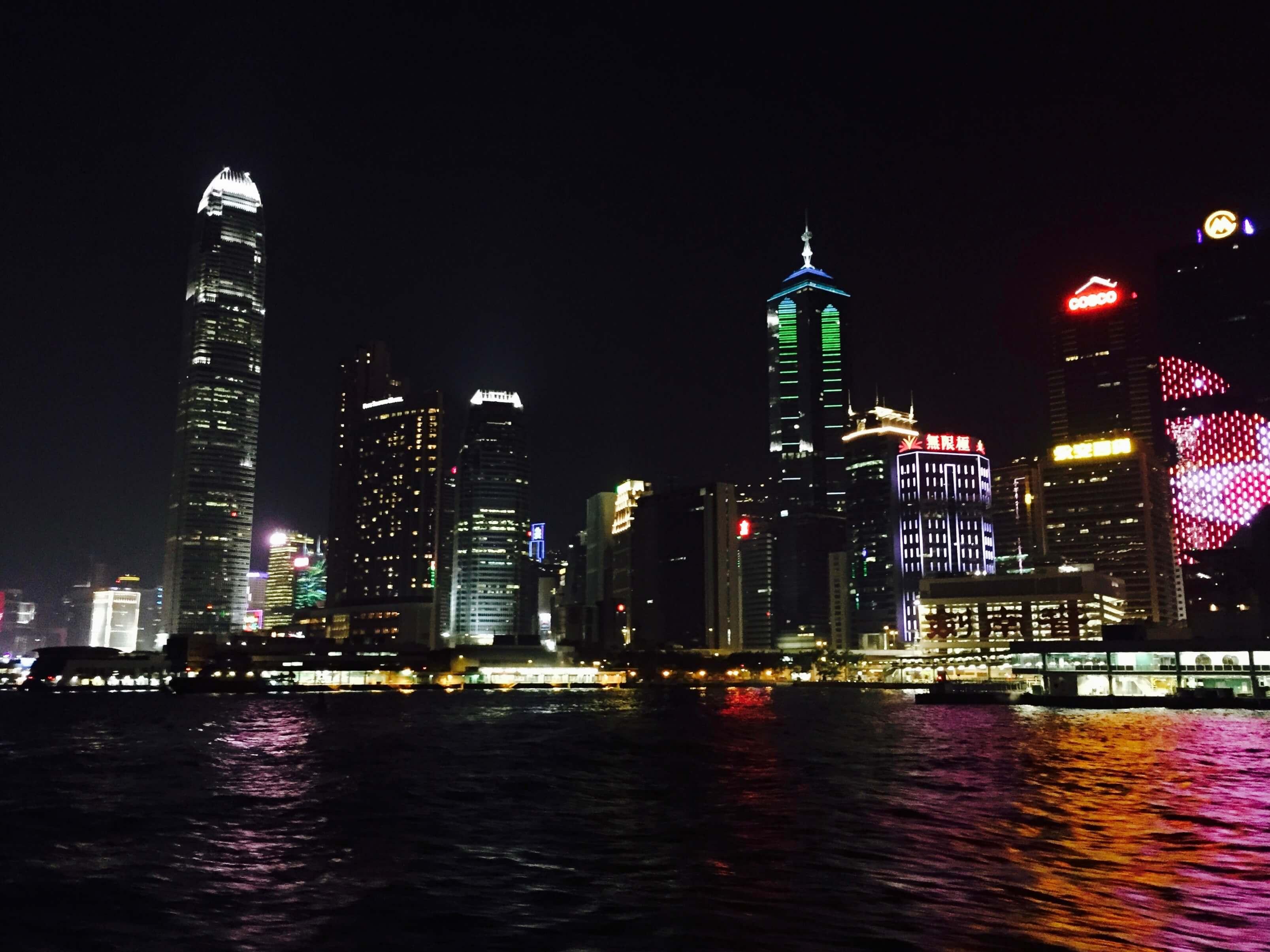 長洲一日遊 晚 安 。 香 港