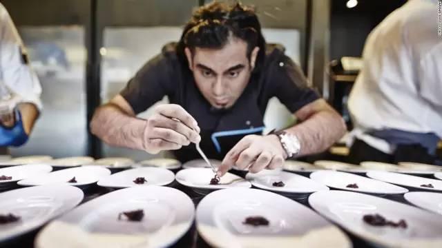 主廚Gaggan Anand。