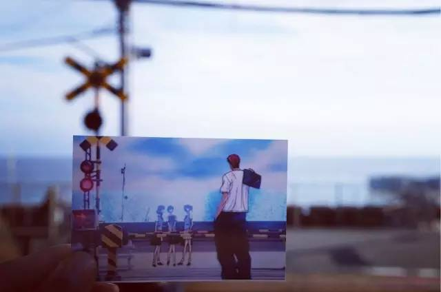 漫 畫 「 灌 籃 高  手 」 中 的 著 名 場 景 。Pic |Instagram@X小賴