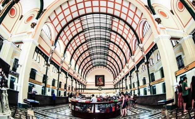 法 式 風 情 越 南 建 築