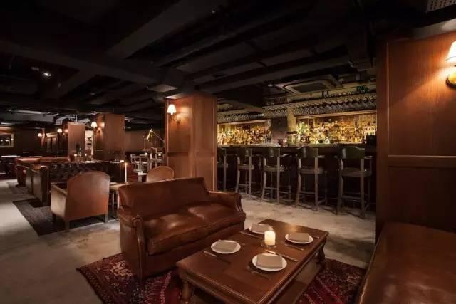 香港必去酒吧 Stockton Bar and Restaurant