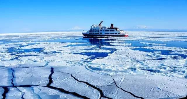 在 日 本 也 可 以 目 睹 冰 原 歷 險 記 真 實 上 演