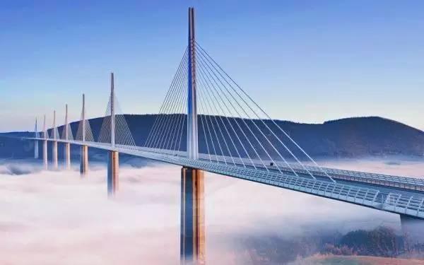 米 約 高 架 橋 。