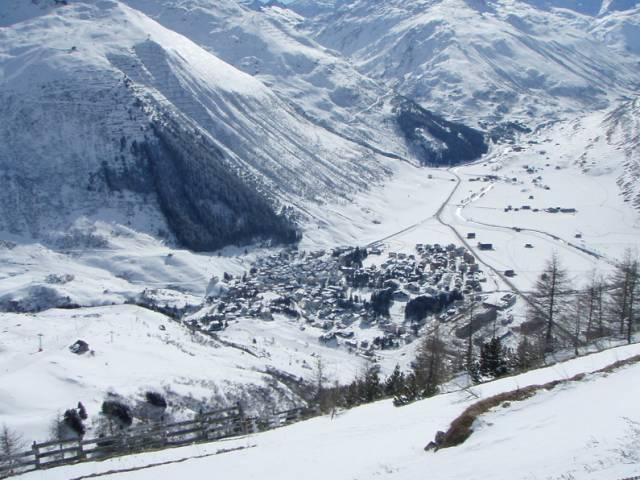 Gemsstock 是 歐 洲 冬 季 的 滑 雪勝 地 | flickr@Sascha Hauser