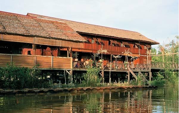 伊 班 族 長 屋 | 圖 片 :Tourism Malaysia。ia。