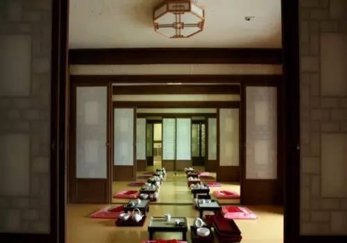 韓國傳統房屋 用 餐 大 廳 | http://cn.konest.com/
