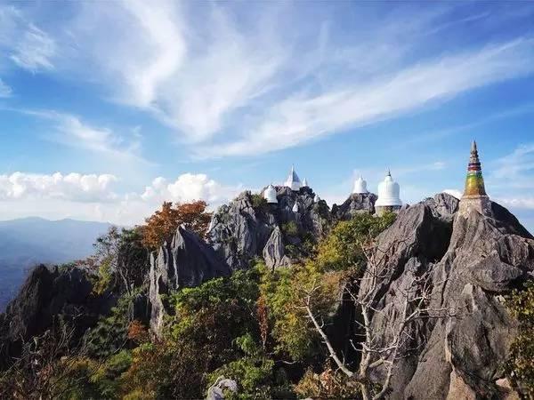 連 很 多 當 地 人 都 沒 聽 過 的 神 秘 寺 廟 ( Instagram : sutthana8983 )