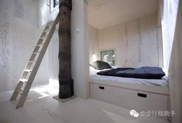 內 部 房 間 長 這 個 樣 子 , 看 起 來 是 有 點 窄 , 但 住 2 個 成 年 人 是 完 全 O K 的 。