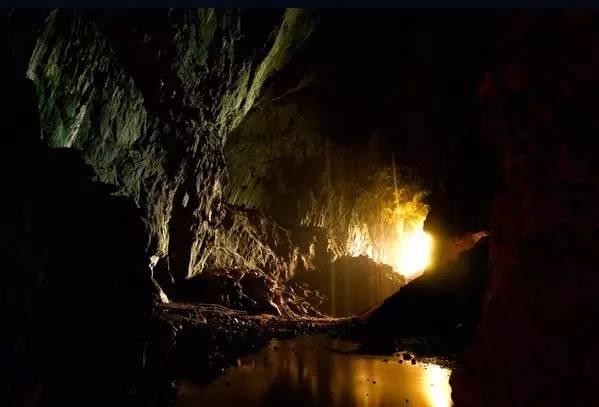 鹿 洞 | 圖 片 : 馬 來 西 亞 旅 遊 局 。