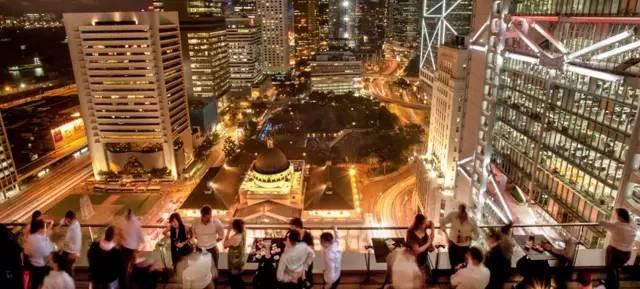 香港必去酒吧 - Sevva