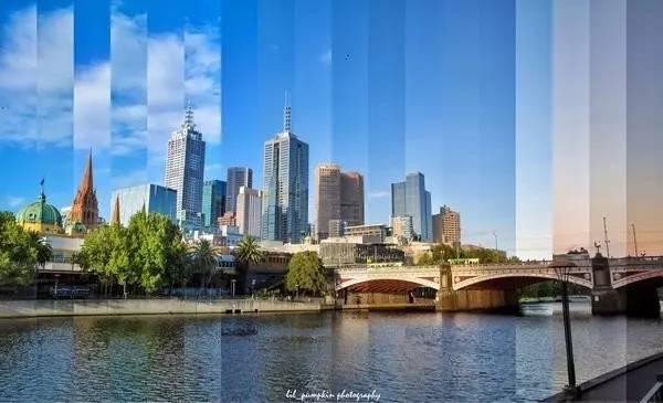 你 會 看 到 一 天 不 斷 在 變 化 , 一 直 如 此 美 麗 的 城 市 。