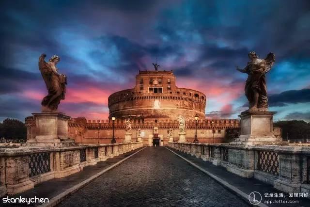 義 大 利 羅 馬 。