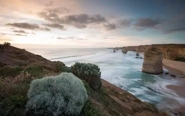 ▲Twelve Apostles,Australia