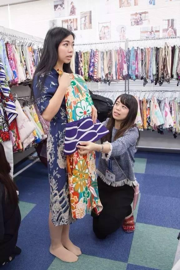 選和服樣式