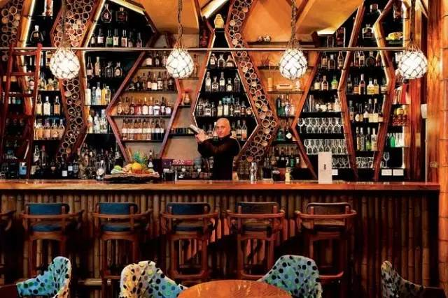 香港必去酒吧 Honi Honi Tiki Cocktail Lounge