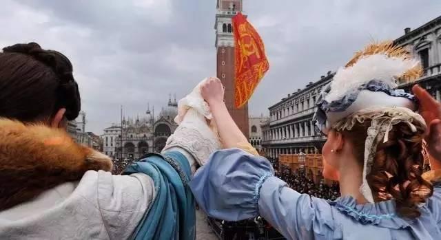 威尼斯狂歡節