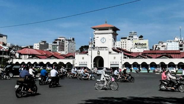 不 是 馬 來 西 亞 檳 城 - 檳 城 市 場