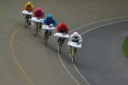 騎 單 車 燙 衣 服 ! ?