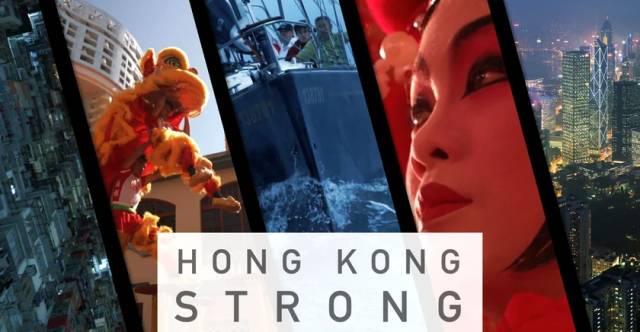 記 錄 香 港 一 百 種 不 同 面 貌