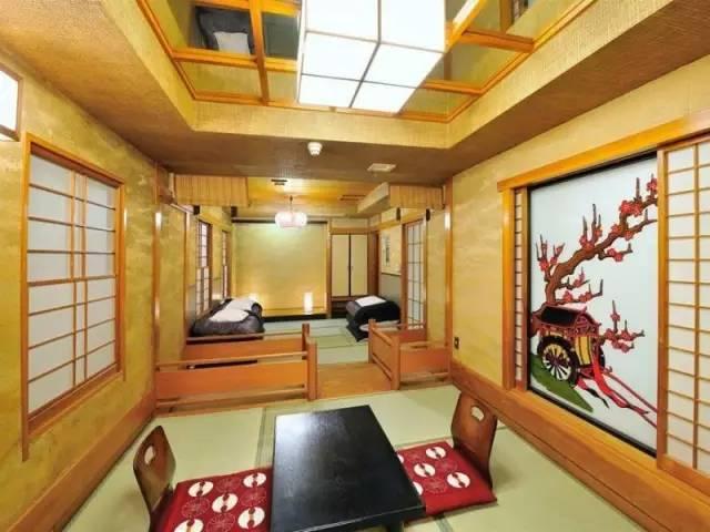 傳 統 的 日 式 風 格 | 背 包 客 棧